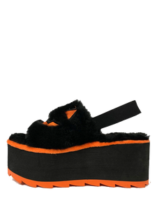 PRESALE #2 SHIPS 1/07!!! LILLY JACKOLANTERN - BLACK/ORANGE
