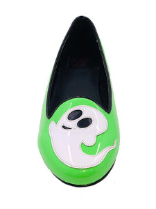 GHOST FLAT GREEN PATENT