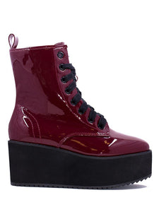 Stomp Hi Oxblood
