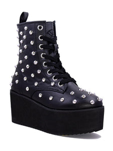 Stomp Hi Spikey Black