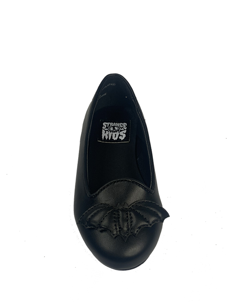 KIDS Lydia Flat Bat Black Matte