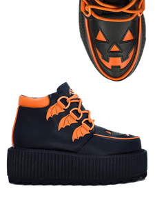 Super Kreep Jackolantern Black