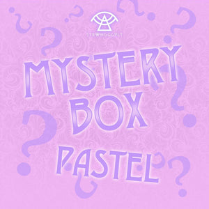 MYSTERY BOX Easter Pastel - 3 random pairs of pastel shoes
