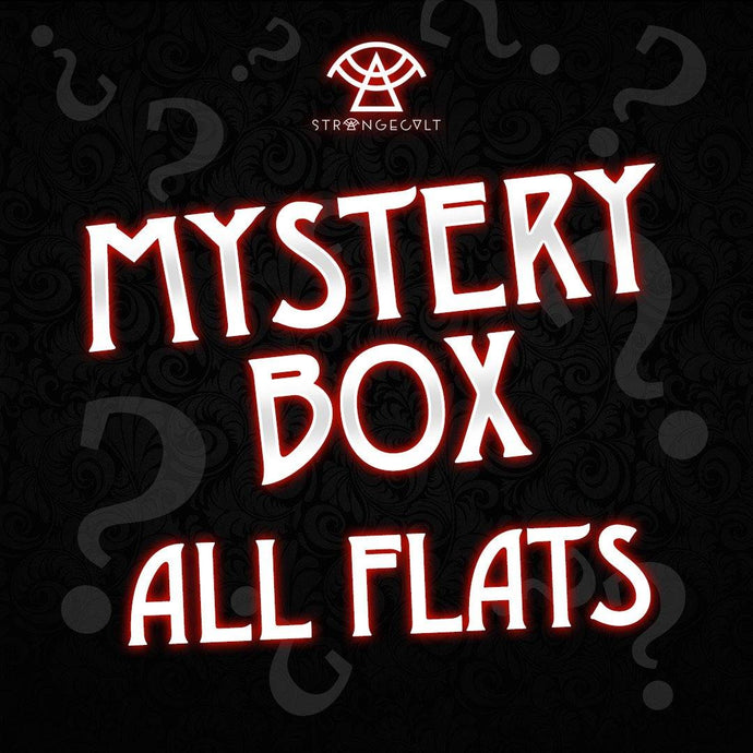 MYSTERY BOX ALL FLATS -  - SHIPS BY 12/14