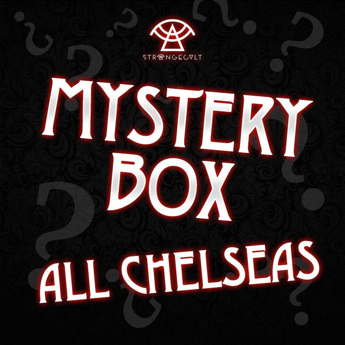 MYSTERY BOX ALL CHELSEAS - SHIPS BY 12/14