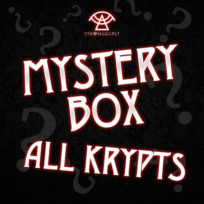 MYSTERY BOX ALL KRYPTS  - SHIPS BY 12/14