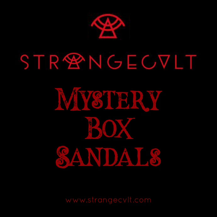 Sandal Mystery Box - 3 PAIRS OF SANDALS - SHIPS BY 12/14