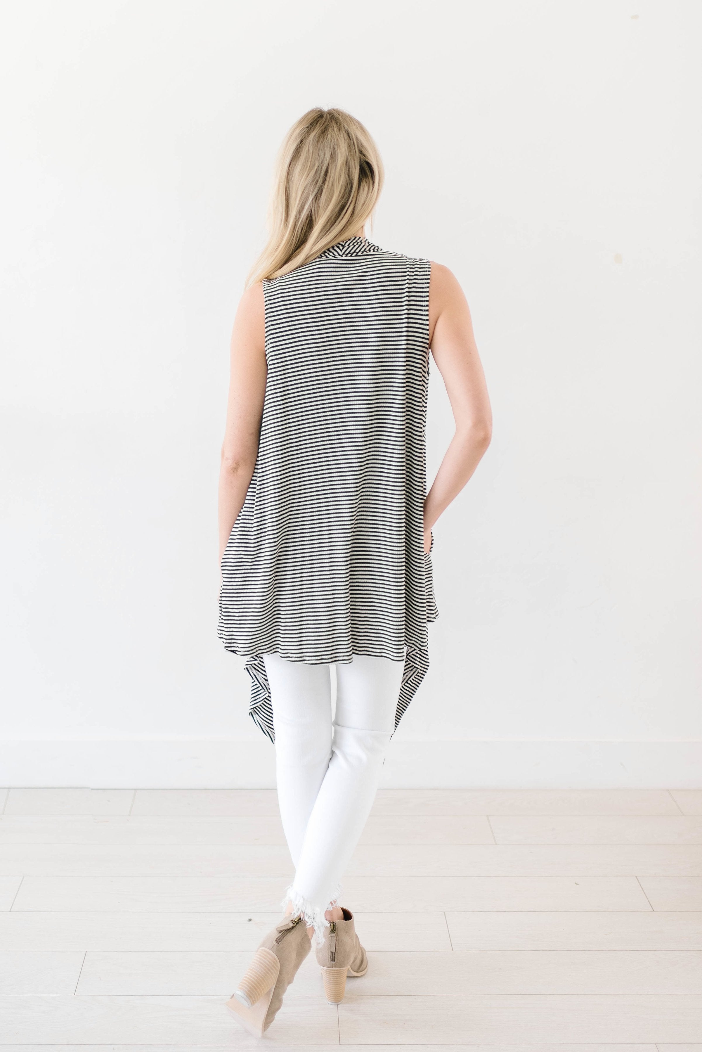 Urban Stripes Vest