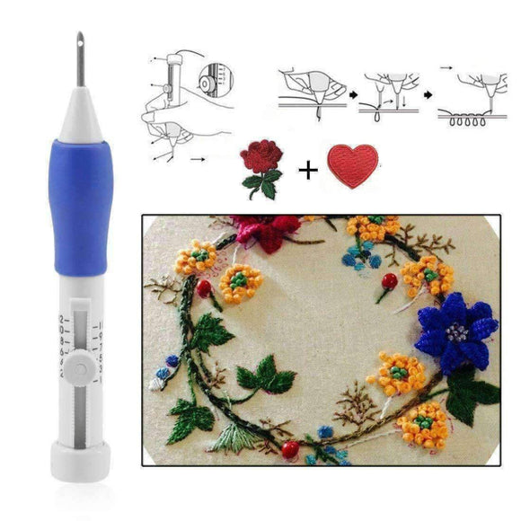 New Magic Embroidery Pen