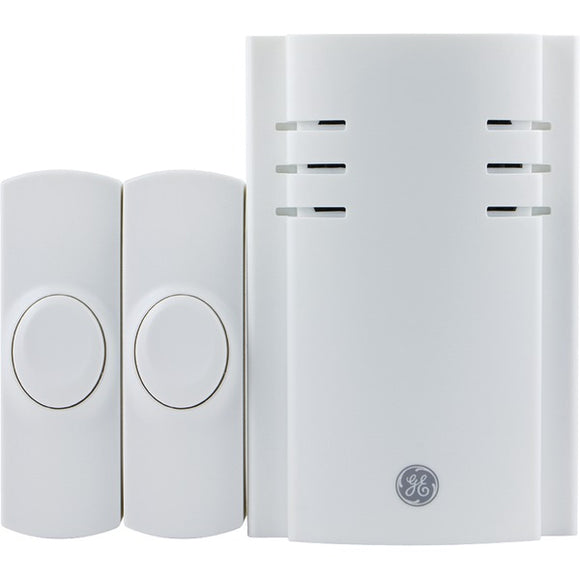 Wall Outlet Wireless Door Chime