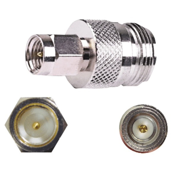 F-Male to N-Female Connector
