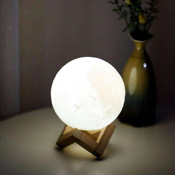 Luna Led Moon Lamp