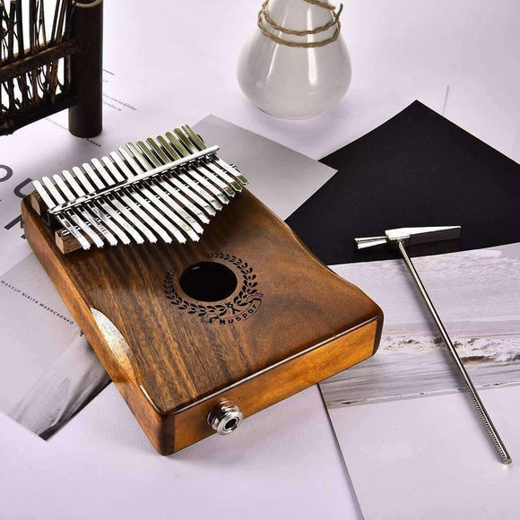 17 Keys Kalimba Electrical Set