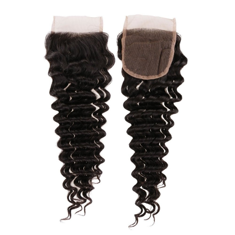 Platinum Collection Closures - Deep Wave - Un4gettable Hair