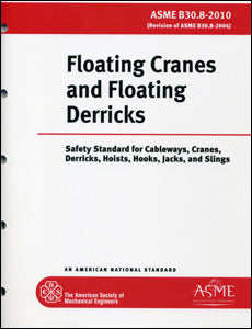 B30.8 Floating Cranes & Derricks 2015