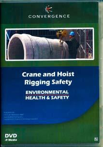 Crane and Hoist Rigging Safety (Spanish) DVD