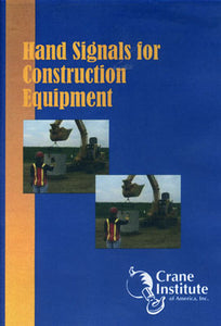 Hand Signals for Construction Equipment DVD