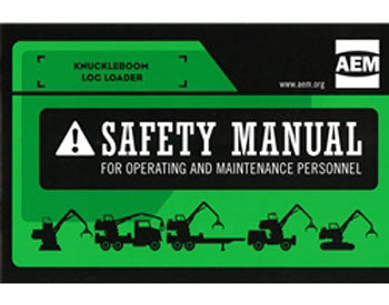 Knuckleboom Log Loader Safety Manual