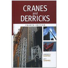 Load image into Gallery viewer, Cranes and Derricks (Fourth Edition)