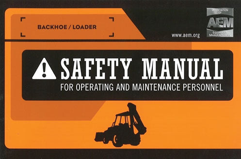 Backhoe Loader Safety Manual