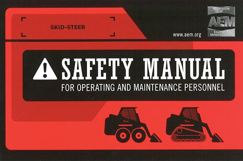 Skid Steer Safety Manual
