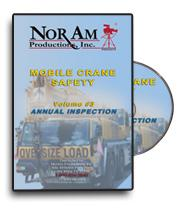 Mobile Crane Safety - Vol 3 Annual Inspection DVD