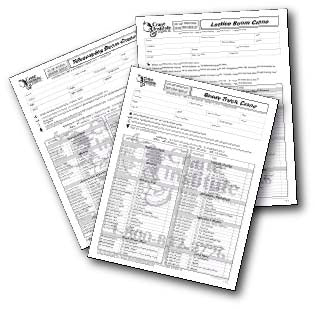 Annual Inspection Checklist Multi Packs