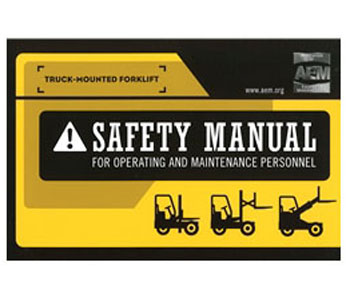 Truck Mounted Forklift Safety Manual