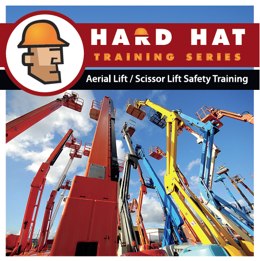 Aerial/Scissor Lift Training DVD