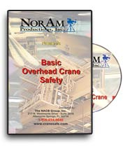 Basic Overhead Crane Safety DVD