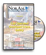 Cab Operated Overhead Crane Safety DVD