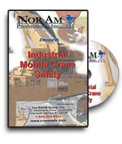 Industrial Mobile Crane Safety Training DVD