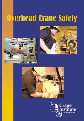 Overhead Crane Safety DVD