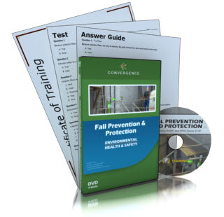 Fall Prevention and Protection DVD
