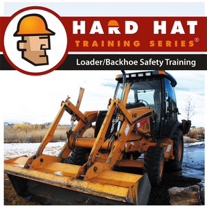 Loader Backhoe Training DVD