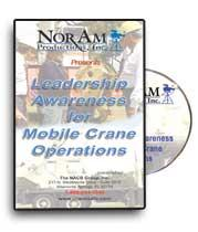Leadership Awareness for Mobile Crane Operations DVD