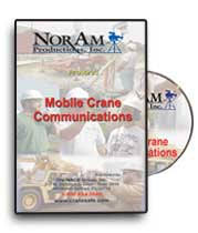 Mobile Crane Communication DVD