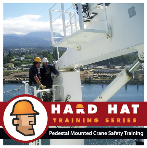 Pedestal Crane Training DVD