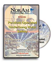 Pendant Operated Underhung Hoist Safety DVD