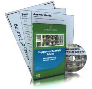 Supported Scaffolding Safety DVD