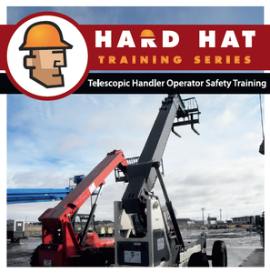 Telescopic Handler Training DVD