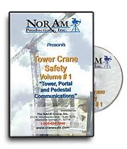Tower Crane Safety Vol 1 - Tower-Portal-Pedestal Communications DVD