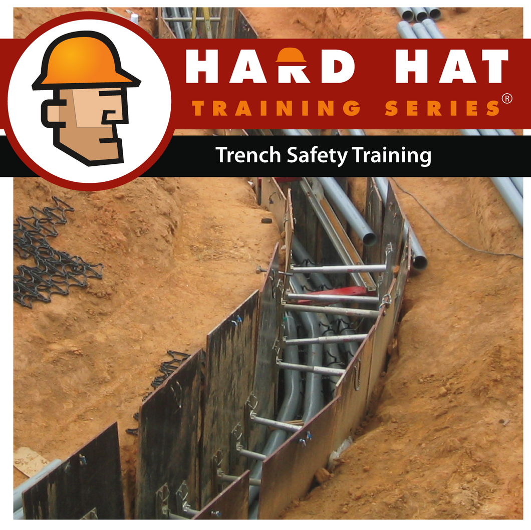 Trench Safety Training DVD