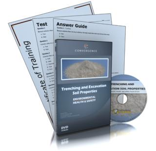 Trenching And Excavation - Soil Properties DVD