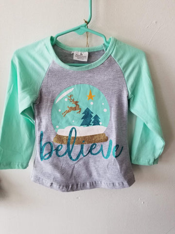 Believe ~ Long Sleeve
