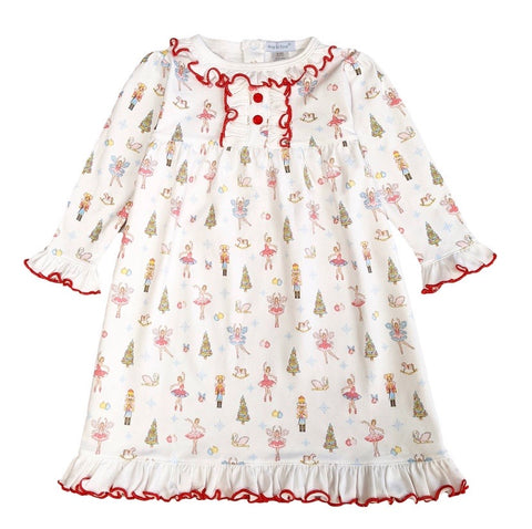 Nutcracker nightgown