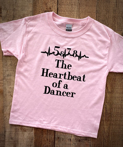 The heartbeat of a dancer