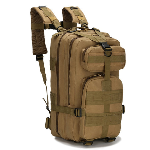 Tactical Hiking, Camping, Travelling Bag