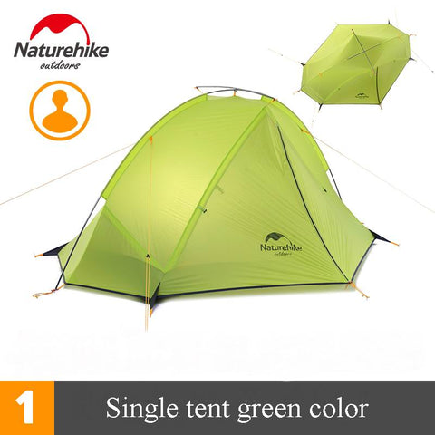 Narurehike Single Layer Waterproof Tent