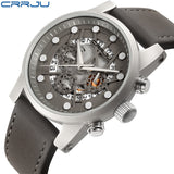 Top Brand Men's Watch Military Aviator Quartz Watch